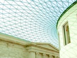 The British Museum by steelgohst