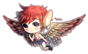.:PixComm:. WINGSSSS by Asu-hime