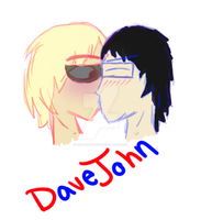 look at my davejohn my davejohn is amazing by Wall-Staples