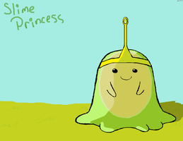 Slime Princess - Adventure Time by Sophy-Chan77