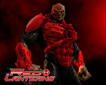 Rise of Red Lantern by kainthelastson
