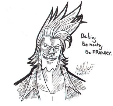 Be Frank by KaleiC