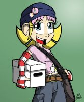 Julie and the Shortbox by Toug-2000