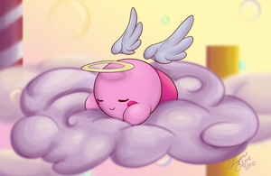 Power Nap by LupusSilvae