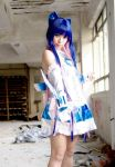 Stocking Cosplay by rche