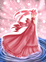 Princess Lady Serenity by idelle