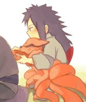 Attack to Hashirama! by mozukuumee31