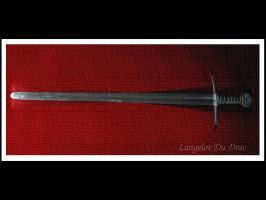 One handed Medieval Sword by redsilverjon