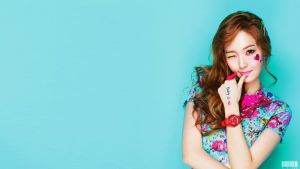 JESSICA [KISS ME BABY-G] WALLPAPER 1920 X 1080 by ExoticGeneration21