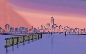 New york by Astralview