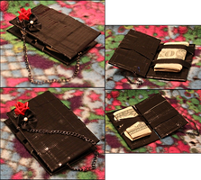 Duct Tape Wallet by TheWalrusHasSpoken