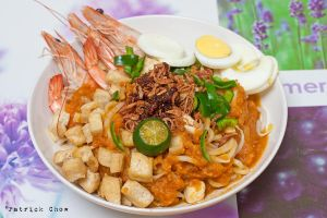 Mee rebus by patchow