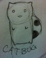 CATBUG!!! KYAA!!! by KartittyVangina