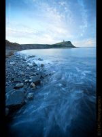 Kimmeridge Bay Wash by GMCPhotographics