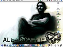 My Current Desktop by theonlyfanever