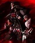 Commission- Reaper by EvilDei