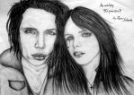 Andy And Katarina (Me) by KatarinaAutumn