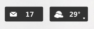 Mail+Weather by Eonity