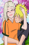 Naruto-kun Is So Affectionate by lenbeezy