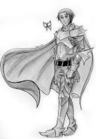 MM X RO: Paladin Joshua by witch-girl-pilar