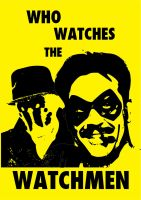 Who watches the watchmen by Digraven