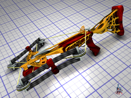 Cherry crossbow by Radulan