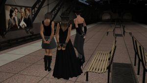 R-World: Metro Station 03 by DonKevinMartin