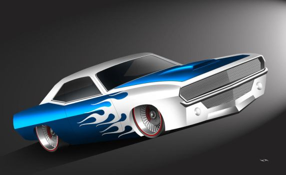 cuda custom 2 by criarpo
