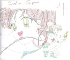 Sailor Jupiter by Romaji