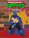 Shredder toy version by ShinMusashi44