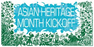 Asian Heritage Month by xeeny