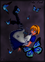 PewDiePie ~ AMR ~ I became a butterfly by Pokie-Punk