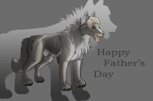 Late Fathers Day Gift by IrishWolven
