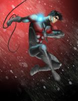 nightwing new 52 by toonz178