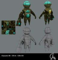 no face... by Arakihc