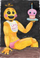 Toy Chica by Sophia62134
