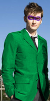 David Tennant is the Riddler by HaiTien78