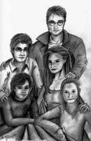 New: The Potters by AlbaDryade
