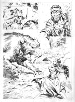ESCAPE TO MADNESS pencils 06 by benitogallego