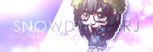 NLR Winner Banner Prize | SnowDreamRJ by unanify