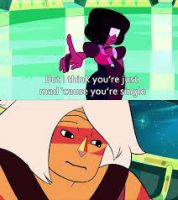 and this is why garnet is one of my favorites by SmashIng-Keys