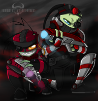 Cyber Mutants by RoboticMasterMind