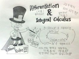 Math Master Lisa by komi114