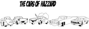 villains of hazzard by wonderfully-twisted