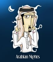 Arabian Nights by Mr-Graphic