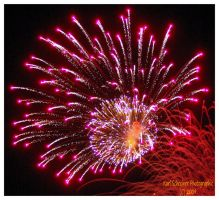 Fireworks 5 by KSPhotographic