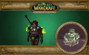 world of warcraft monk by vesuke