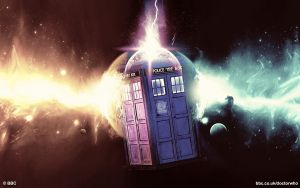 TARDIS by anariel-ka
