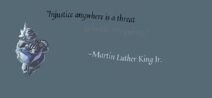 Injustice anywhere... by scriptureofthescribe