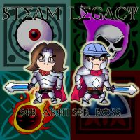 Steam Legacy by FroggyFroo